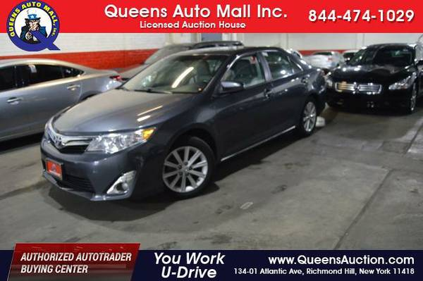 2012 Toyota Camry - *GUARANTEED CREDIT APPROVAL!*