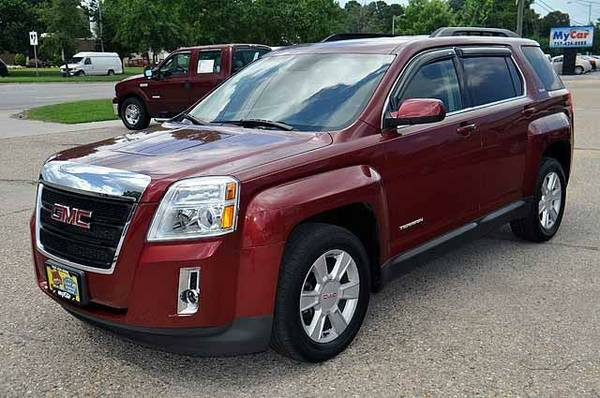 2012 GMC Terrain SLE2 AWD- Instant Loan and Low Monthly Payment!!!