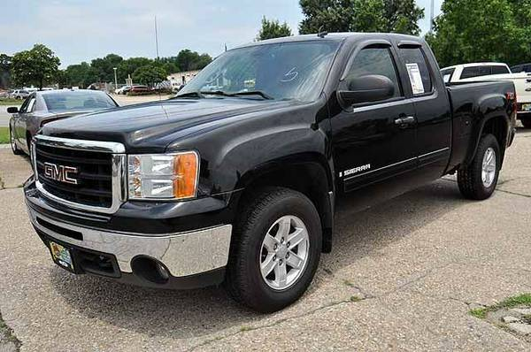 2007 GMC Sierra 1500 Work Truck- Instant Loan and Low Monthly Payments
