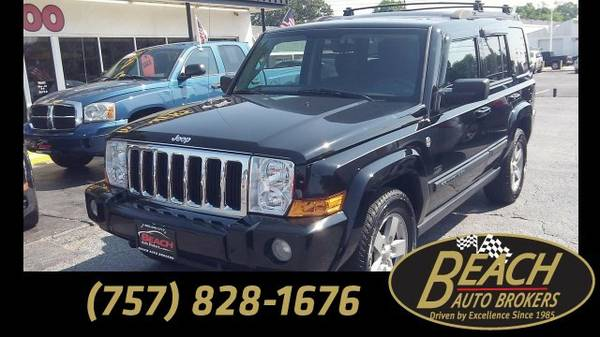 2008 Jeep Commander SUV Commander Jeep