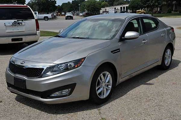 2013 Kia Optima LX MT- Instant Approvals and Low Monthly Payments