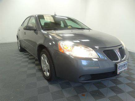 2008 PONTIAC G6 4DR SDN 1SV*********WE FINANCE