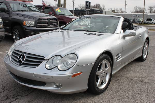 2003 MERCEDES SL500_CONVERTIBLE $13990 *** 2009 BMW 328I_SPORT PACKAGE