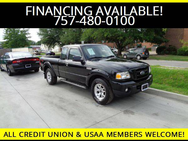 ★2011 Ford Ranger Sport SuperCab 4WD★MILITARY/CIVILIAN...