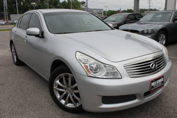 2007 INFINITY G35 AWD $8990 ********* 2011 FORD FUSION SE__EXTRA CLEAN