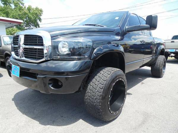 2007 1/2 DODGE RAM 2500 CUMMINS WITH OVER 500HP!!!!!!!!!!!!!!!!