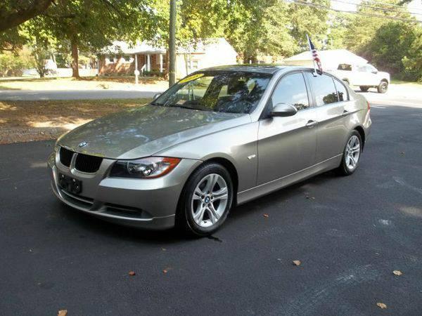 2008 *BMW* *3* *Series* 328i 4dr Sedan SA