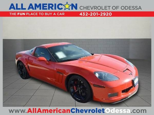 2013 Chevrolet Corvette GRAND SPORT Coupe Corvette Chevrolet
