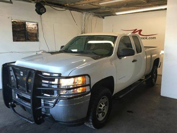 2012 *Chevrolet* *Silverado* *2500HD* Work Truck