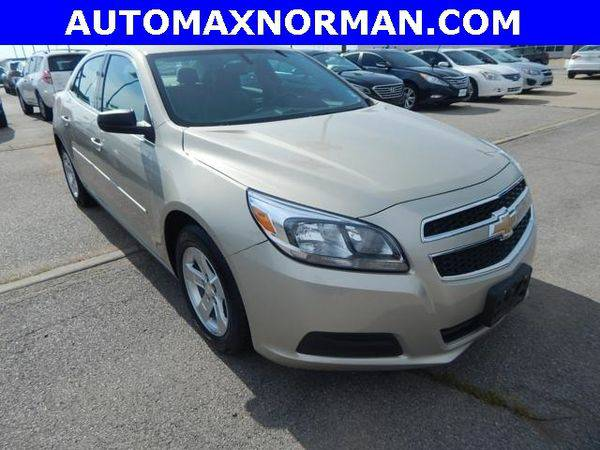 2013 *Chevrolet* *Malibu* LS - Call or Text! Financing Available