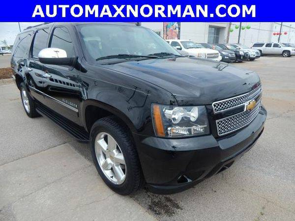 2014 *Chevrolet* *Suburban* *1500* LTZ - Call or Text! Financing...