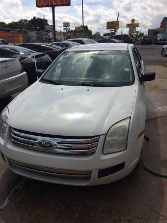 2008 Ford Fusion!!! $5900 CASH