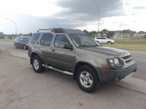 2002 Nissan Xterra XE 2WD V6 Auto
