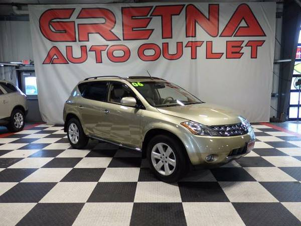 2006 Nissan Murano SL AWD 1 OWNER HEATED LEATHER MOONROOF ONLY 51K