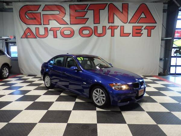 2007 BMW 3-Series 328xi AWD HEATED LEATHER MOONROOF GREAT COLOR