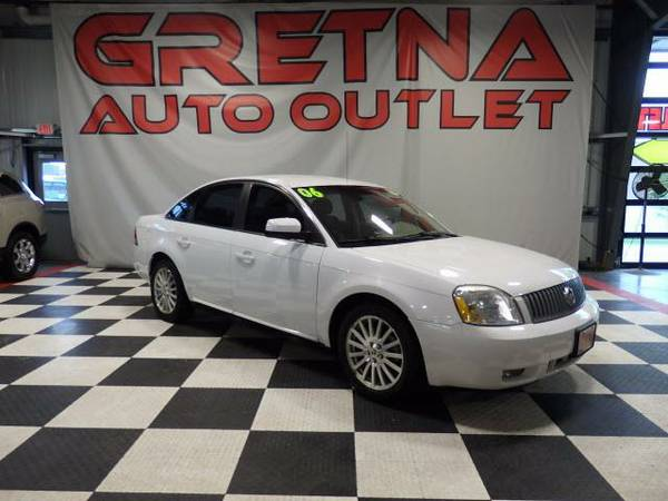 2006 Mercury Montego PREMIER ALL WHEEL DRIVE HEATED LEATHER LOADED UP