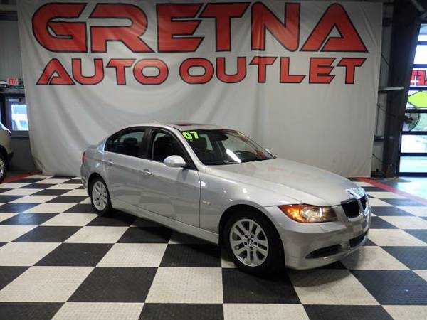 2007 BMW 3-Series 328xi AWD HEATED LEATHER MOONROOF 104K