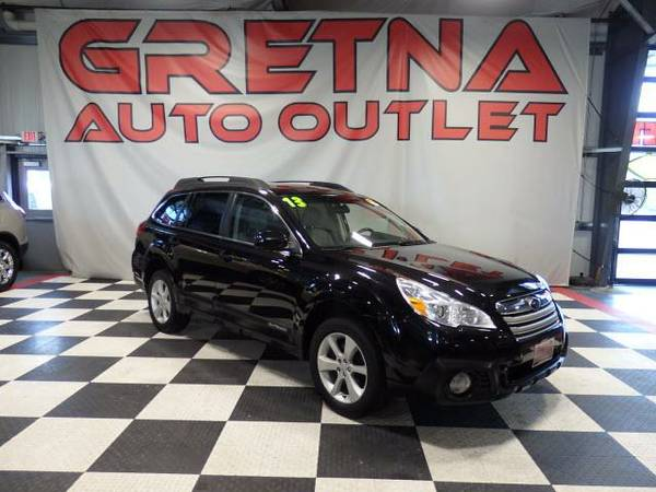 2013 Subaru Outback 2.5i Premium 1 OWNER AWD LOW MILES ONLY 77K