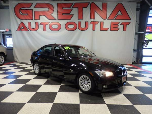2009 BMW 3-Series 328xi AWD BLACK ON BLACK LEATHER ROOF ONLY 64K