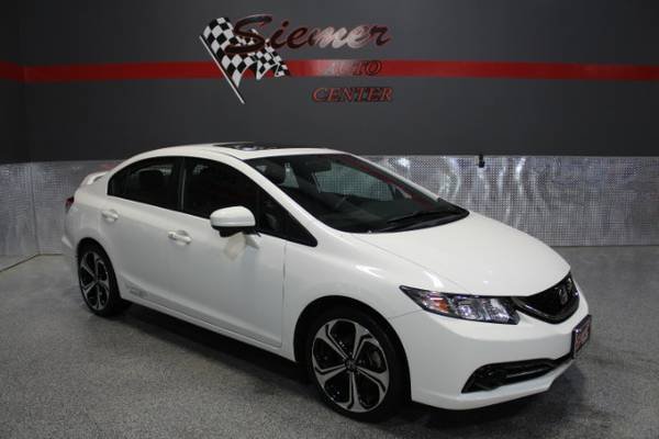 2014 Honda Civic Si Sedan 6-Speed MT - Used Cars Priced Right