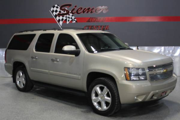 2007 Chevrolet Suburban LTZ 4WD - Priced to Sell