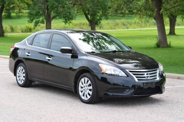 2013 Nissan Sentra SV *Only 33k miles* Power Train Warranty Included!