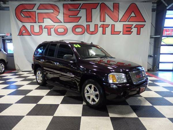 2008 GMC Envoy DENALI AWD HEATED LEATHER AFFORDABLE LOADED UP