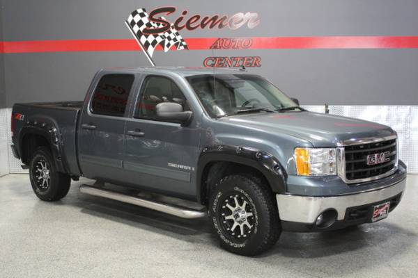 2008 GMC Sierra 1500 Work Truck Crew Cab 4WD - Used Cars To Fit Your B
