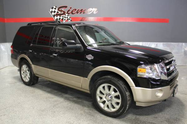 2012 Ford Expedition King Ranch 4WD - WE FINANCE