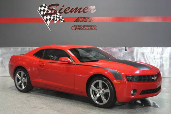 2012 Chevrolet Camaro RS Coupe - Affordable Used Cars