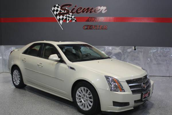 2010 Cadillac CTS 3.0L Luxury AWD - Give us a Call