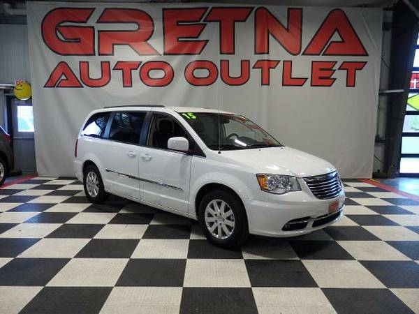 2015 Chrysler Town & Country TOURING POWER ALL REAR DVD 43K LOADED 1 O