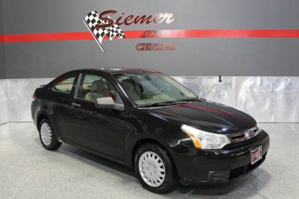 2008 Ford Focus S Coupe - Give us a Call