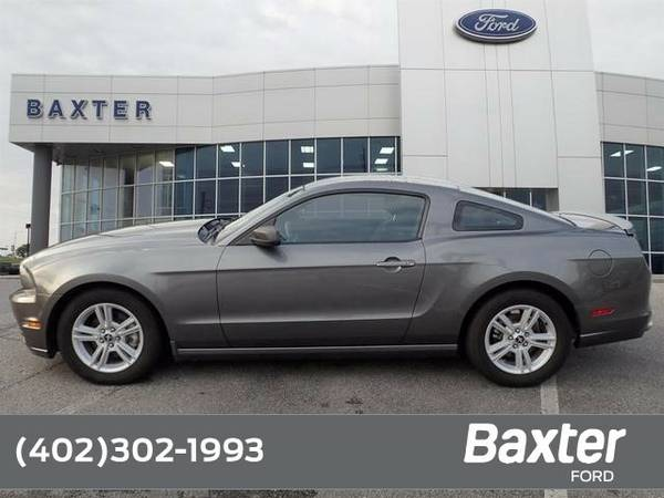 2013 Ford Mustang Coupe Mustang Ford