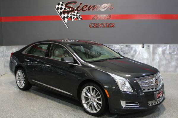 2013 Cadillac XTS Platinum AWD - Great Deals On Used Cars