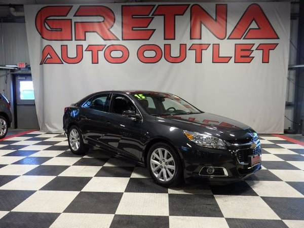 2015 Chevrolet Malibu LT LOADED UP ONLY 34K NAVIGATION BLUETOOTH