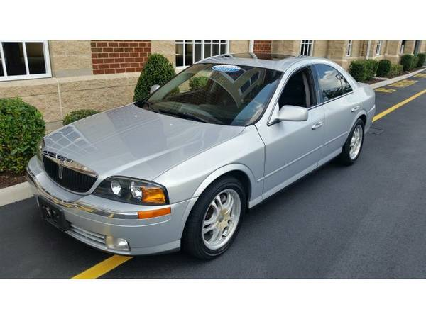 2001 LINCOLN LS V8,1st Time Buyers, Good/Bad/No Credit