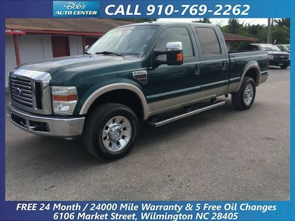 2009 Ford Super Duty F-250 SRW Cabelas with
