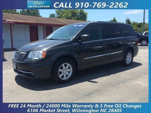 2012 Chrysler Town & Country Touring with