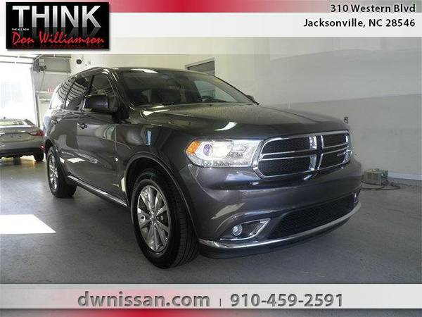 2015 *Dodge Durango* Limited - Good Credit or Bad Credit!