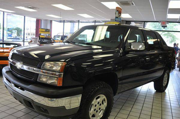 2005 *Chevrolet* *Avalanche* 1500 LT 4x4 GOOD AND BAD CREDIT FINCING