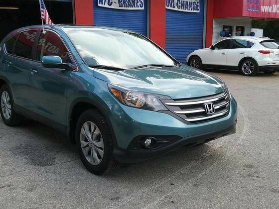 2014 Honda CR-V EX 4dr SUV clean title like new