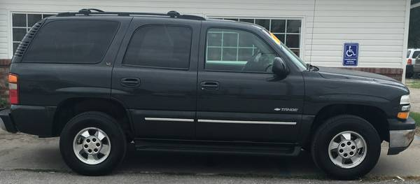 2003 Chevy Tahoe**FINANCING AVAILABLE