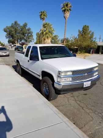 1997 Chevy silveraldo TRADE