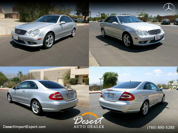 This 2004 Mercedes-Benz CLK500 5.0L 0NLY 87,000 MILES is the BEST...