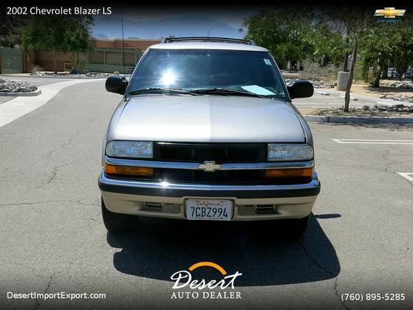 2002 Chevrolet Blazer LS SUV HURRY UP, JUST REDUCED!