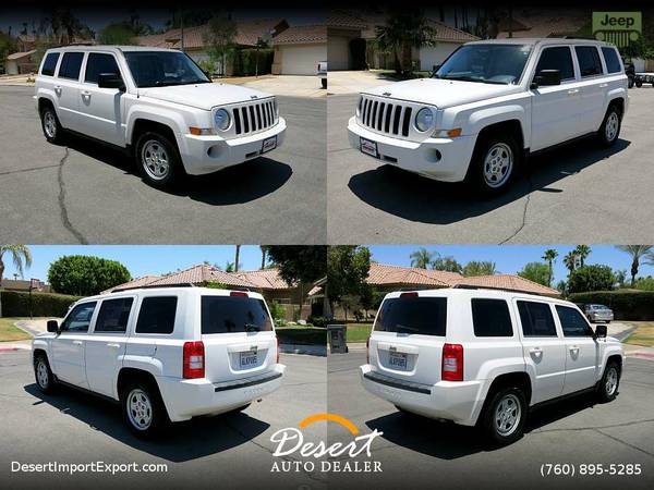 2010 Jeep Patriot Sport SUV HURRY UP, JUST REDUCED!