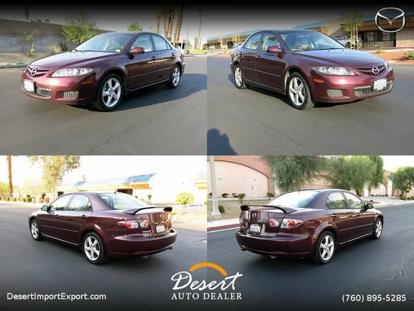 2008 Mazda Mazda6 i Sport VE LOW MILES Sedan with 91,000 miles