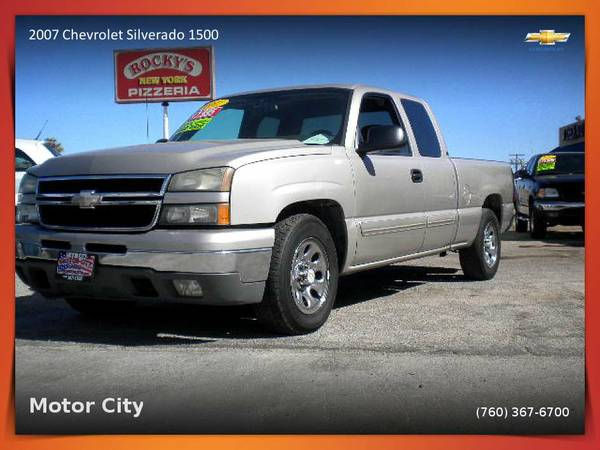 2007 Chevrolet Silverado 1500 Classic LT1 Pickup is priced to SELL...