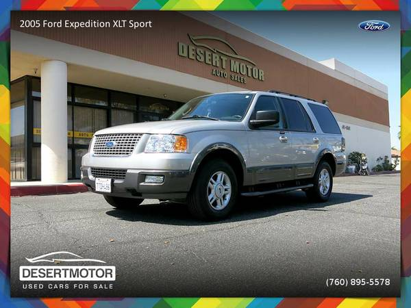 This 2005 Ford Expedition XLT Sport SUV is THOUSANDS OFF RETAIL!